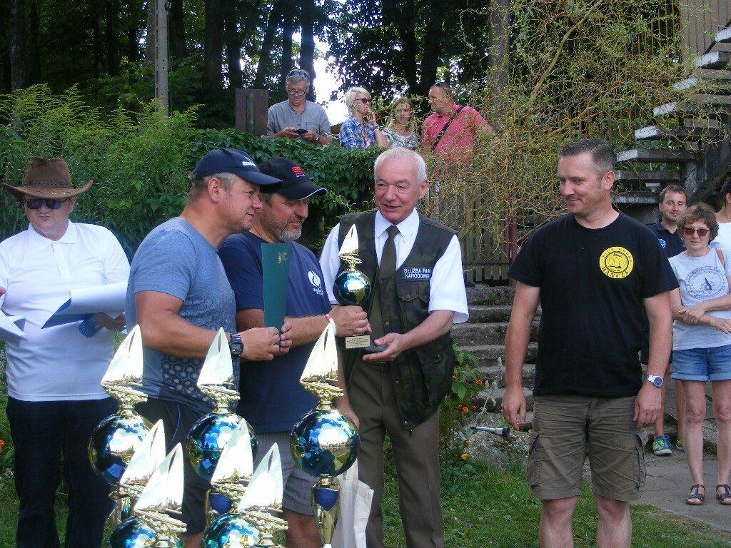 Regaty o Puchar Dyrektora Wigierskiego Parku Narodowego