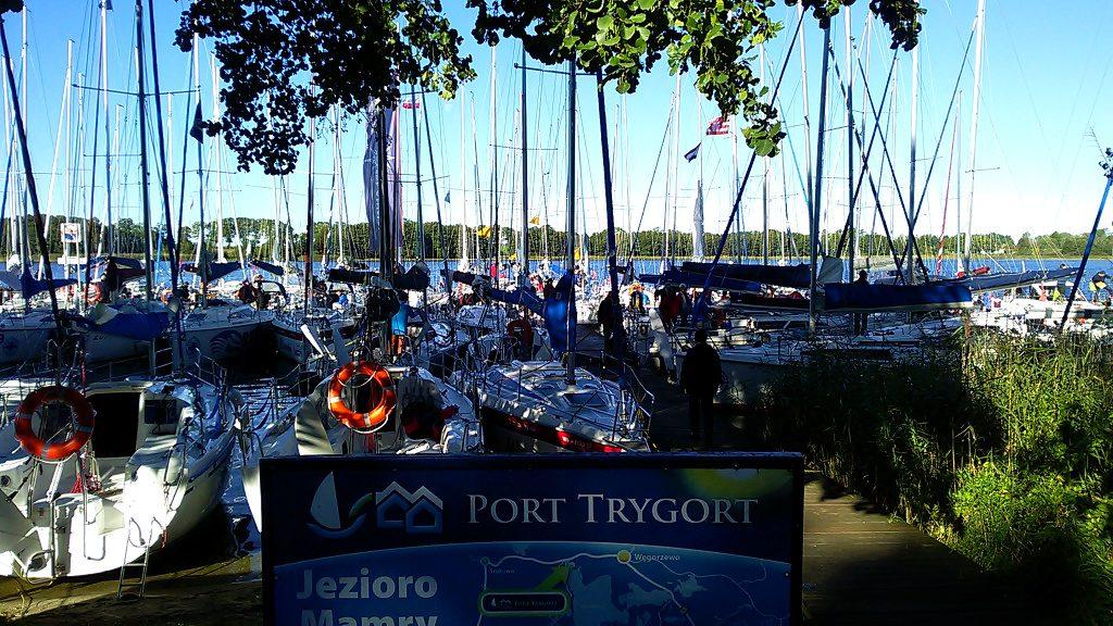Regaty Żeglarskie Mamert Cup – 28-30.09.18 r. – Port Trygort