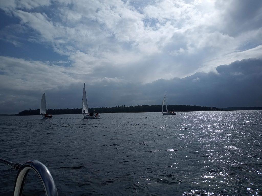 Regaty Żeglarskie Mamert Cup - 27-29.09.18 r. - Port Trygort